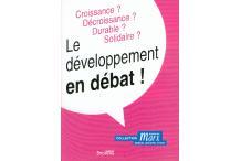 Le développement en débat !
