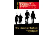 Une crise de civilisation ?